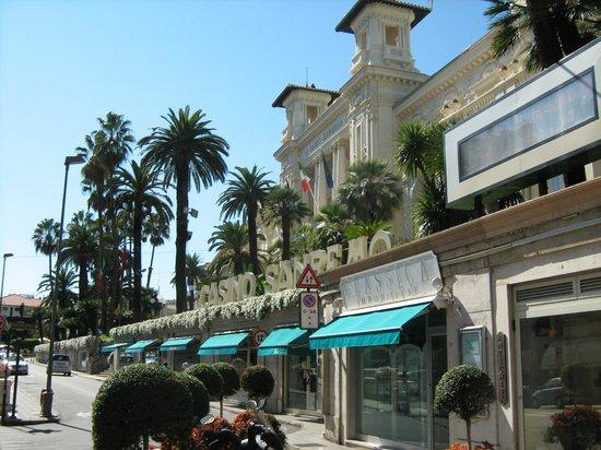 Hotel Principe : казино