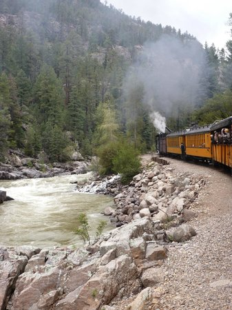 Durango and Silverton Narrow Gauge Railroad and Museum: Following the Animas River