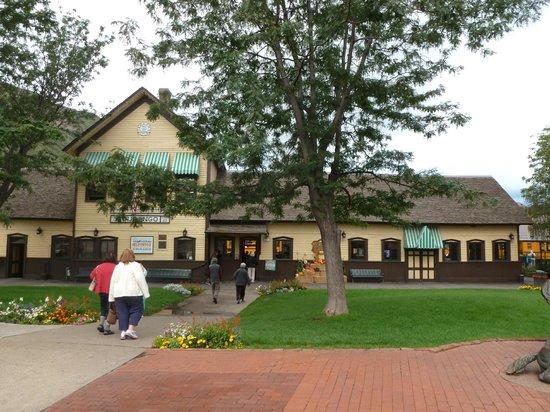Durango and Silverton Narrow Gauge Railroad and Museum: Durango Station