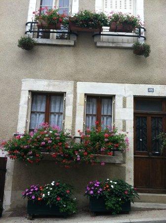Coeur de France Ecole de Langues: A lovely house in Sancerre
