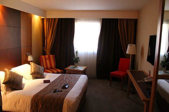 Mercure Caen Centre Port de Plaisance : Privilege room