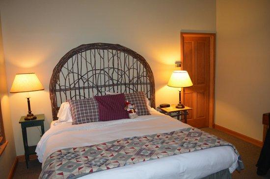 Weasku Inn: Room