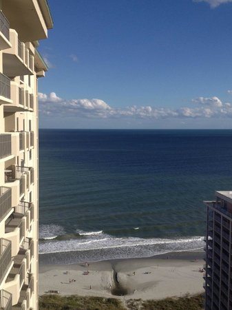 Royale Palms Condominiums by Hilton: ocean view from room