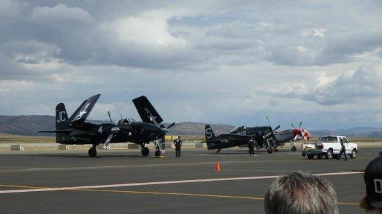 Reno Air Racing Association: Tigercat and Bearcat