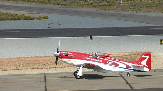 Reno Air Racing Association: Strega