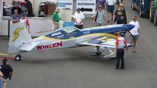 Reno Air Racing Association: Michael Goulian's Stunt Plane