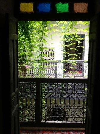 Riad Maiya : notre chambre