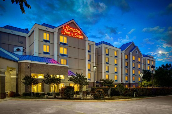 Hampton Inn and Suites North Fort Worth - Alliance Airport: Hotel Exterior