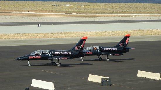 Reno Air Racing Association: Patriots Jet Team (2 of 6)