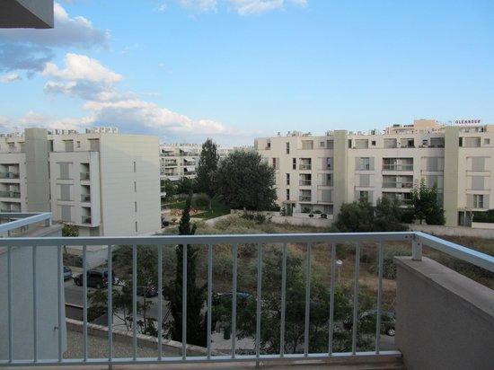 Caballero Hotel: View