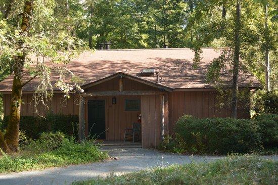 Weasku Inn: Lodges