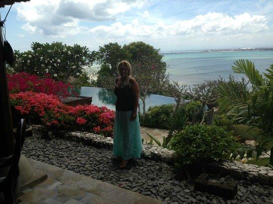 Four Seasons Resort Bali at Jimbaran Bay: Pool zur Suite gehörig