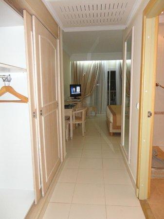 Djerba Golf Resort & Spa: Chambre supérieure