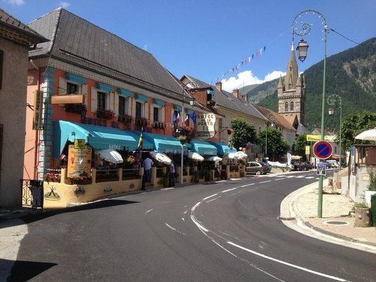 Avis Restaurant Hotel De La Poste Corps