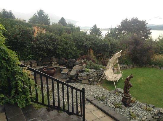 Destination Spa Bed & Breakfast : Garden view #2
