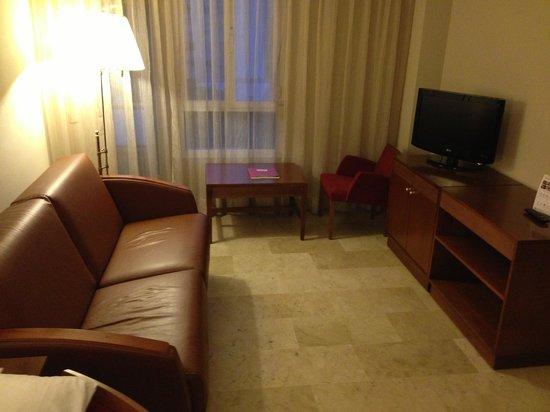 Hotel Suites Barrio de Salamanca: Salón