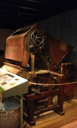 Levine Museum of the New South: Cotton Gin