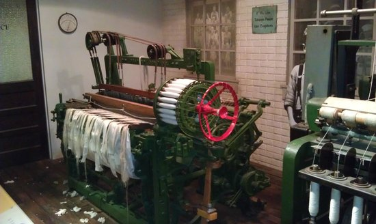 Levine Museum of the New South: Cotton production