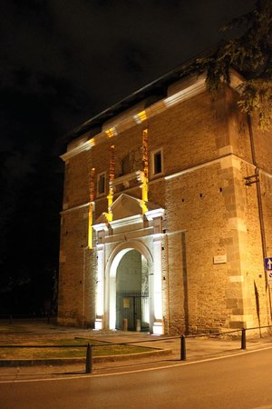 Centro Storico: Porta Pontecorvo