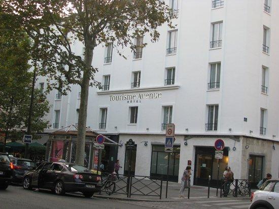Hotel Tourisme Avenue: Altra angolazione