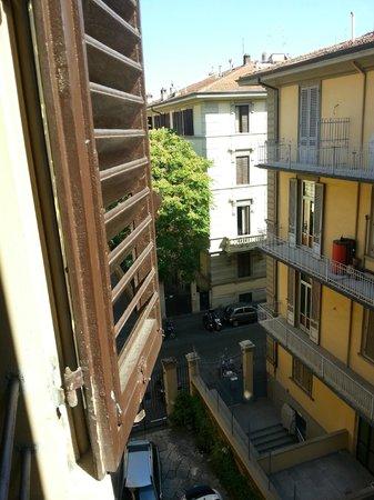 Hotel Angelica: Вид из номера