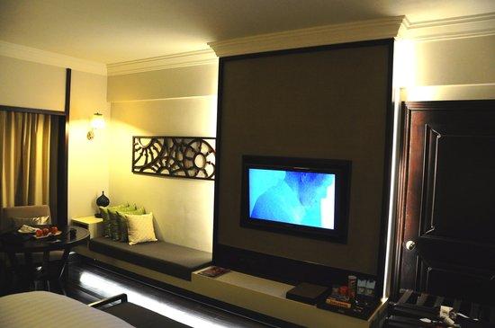 Pan Pacific Nirwana Bali Resort: our room