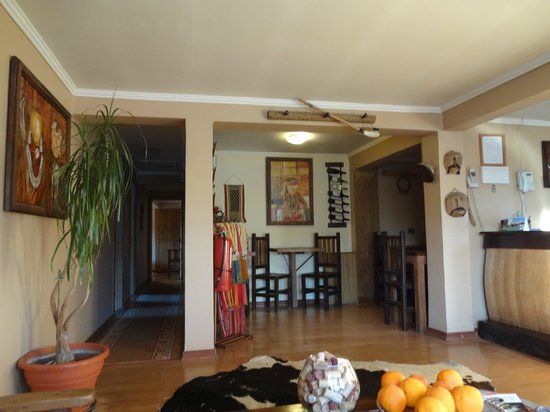 Hotel y Cabañas Tierra y Vino: Hotel Tierra & Vino