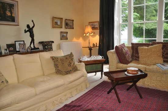 The Old Rectory Bed and Breakfast: Afternoon tea in style