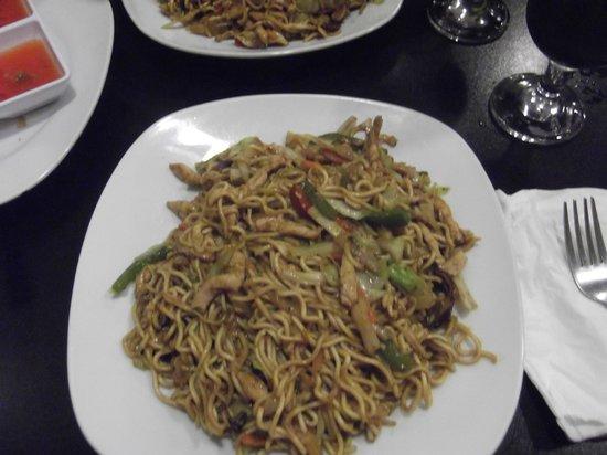 noodles and go malaga calle granada 27 restaurant