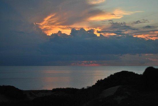 Club Med Kamarina : Tramonto