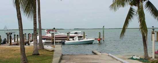 Riptide RV Park & Motel: Water View