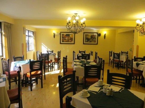 Hotel Agustos Cusco: restaurante