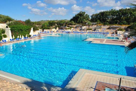 Club Med Kamarina : Piscina