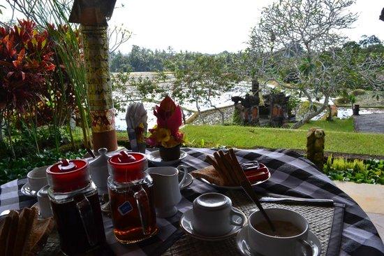 Bumi Ubud Resort: la colazione