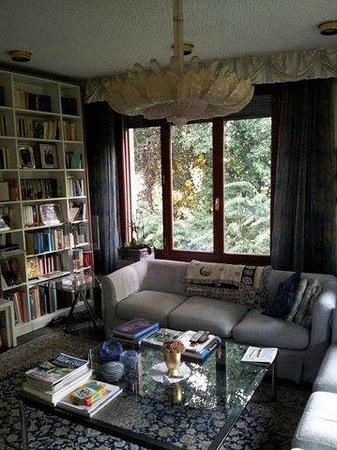 Bed & Breakfast Villa Irma: Living/ dining room