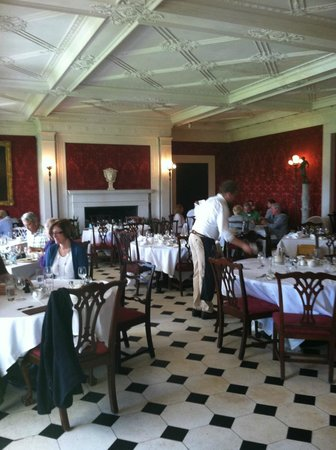 The Inn at Shelburne Farms Restaurant: The Main Dining Room