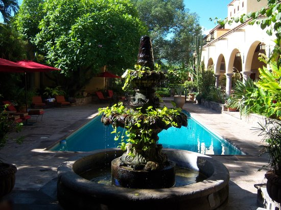 Hacienda De Los Santos: 1 of 4 pools