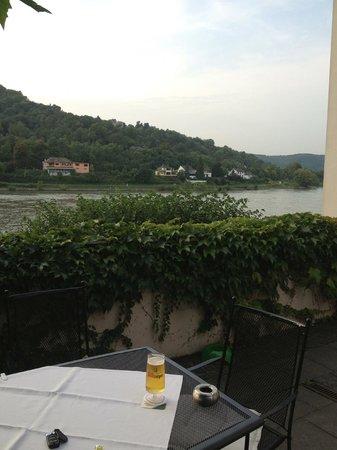 Rheinhotel Schulz : Zo!! en nu een bier