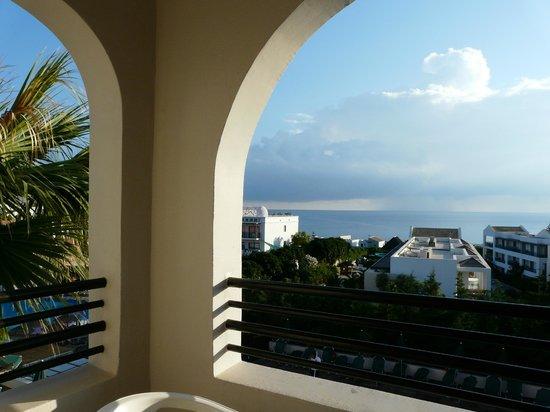 Arminda Hotel and SPA: Balcony