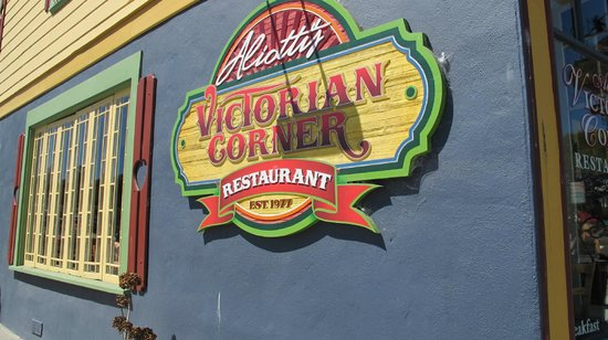 Victorian Corner: A great place to dine