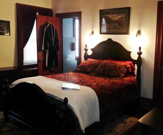 Aspen Manor Resort: Room 1
