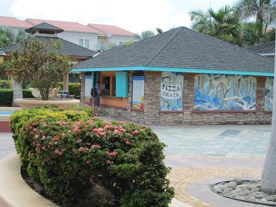 Marriott's St. Kitts Beach Club : Pizza Shack