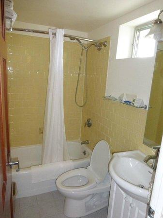 Bass Rocks Ocean Inn: bathroom