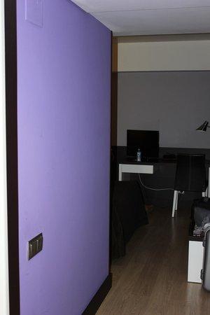 Hotel Ciudad de Logroño: habitacion
