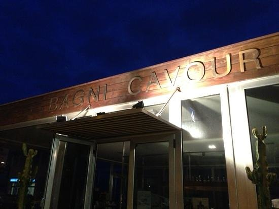 Insegna - Picture of Bagni Cavour, Savona - TripAdvisor