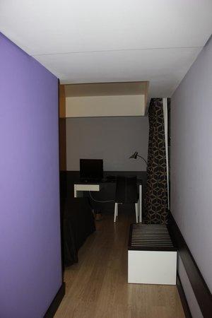 Hotel Ciudad de Logroño: habitación