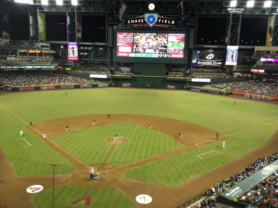 Chase Field: Overview