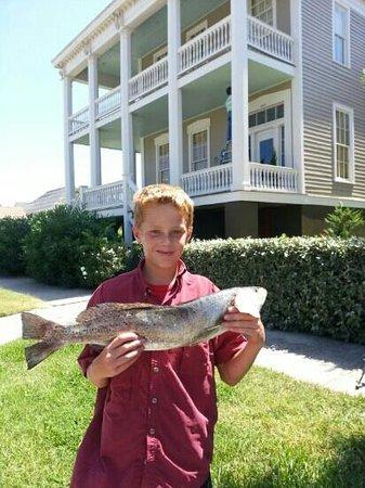 The Lasker Inn: Lasker Fishing Guide available
