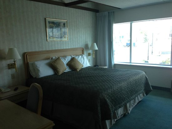 Rodeway Inn Fallsview: Non-smoking Room with King Size Bed