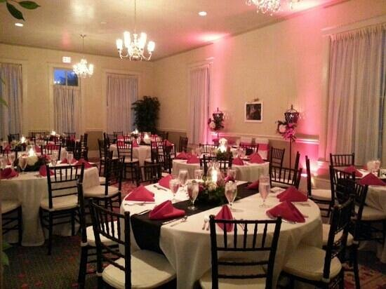 The Lasker Inn: Beautiful Reception